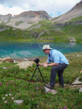 Photographing at Ice Lake.jpg