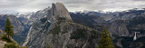 Yosemite merge project--Glacier Point Panorama