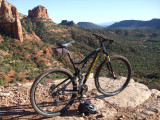Sedona Mountain Biking 2012