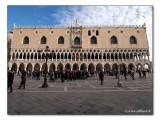 Palazzo Ducale / Dogenpalast - Piazza San Marco (6806)