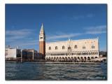 Campanile Piazza San Marco - Palazzo Ducale (6818)