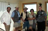 Ornithologues participants à la nouvelle édition de l'Atlas Des Oiseaux Nicheurs Du Québec.