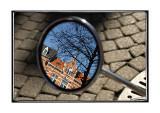 Vespa reflection