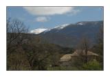 mont Ventoux in friendlier weather