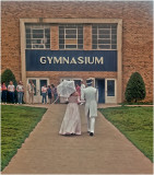 Arriving at the Prom, 1983