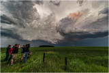 Amazing South Dakota Storm Clouds