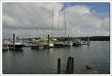 Kennecbunkport  Maine  fishing harbor