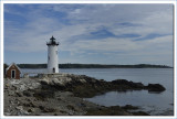 New Hampshire  - Portsmout Harbor Light
