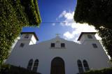 Church in El Valle