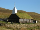 Faroe Churches