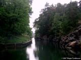 Dragets kanal.