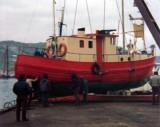 Tinganes in Qaqortoq