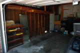 Garage sale, June 2011