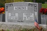 Brewer, Fannie (Adkins)