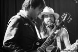 Jackie Greene and guitarist Nate Dale