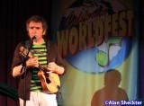 Jez Lowe - Spotlite Stage
