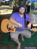 KZFR songrwriting contest co-winner Kyle Williams