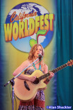 KZFR songrwriting contest co-winner Jackie Daum - Discovery Stage