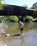 Butte Creek, Honey Run Covered Bridge