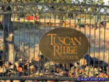 Tuscan Ridge Golf Course