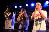 Mystic Roots' Nick Santana, Katherine Ramirez, Coot Wyman