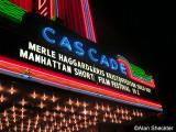 Merle Haggard and Kris Kristofferson, Sept. 29, 2011, Cascade Theatre, Redding, Calif.
