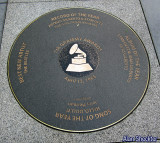 Outside the Nokia Theatre. 1965 Best New Artist Grammy - The Beatles