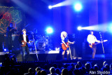 The Band Perry carries on a concert after the TV special ended