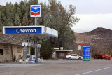 $5.10 for a gallon of regular, Shoshone Village