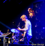 Phil Lesh ... and friend watching over him