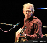 Jack Casady, sits in for a song during Bromberg's set