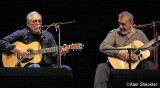 Jorma Kaukonen sits in for How Long Blues during Bromberg's set