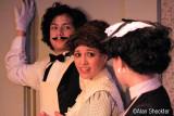 Joel Ibanez as Etienne, Marchia Ryborz as Yvonne Molineaux, Alysa Kleiner as Marie