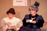 Teresa Hurley as Madame Aigreville, Marchia Ryborz as Yvonne Molineaux