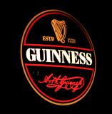 Guinness on tap served at Duffy's Tavern