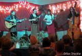 Railflowers CD-release show, Origami Studios, Chico, Calif, Feb. 18, 2012