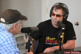 Mickey Hart discusses with KZFR GM Rick Anderson about the sounds of the universe