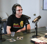 Mickey Hart visits KZFR, Chico's community radio station, to talk about concert and new CD