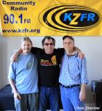 Bill DeBlonk, Mickey Hart, Rick Anderson