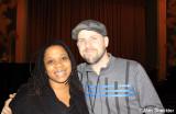 Vocalist/guitarist Crystal Monee Hall and Keyboardist/producer Ben Yonas