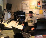 Friday: KZFR Operations Coordinator and host of The Kitchen Sink, John D. Dubois