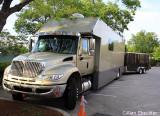 Green Sky Bluegrass' tour truck/bus/RV