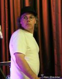 Sound technician extraordinaire Dale Price