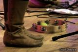 Boots and tambourine