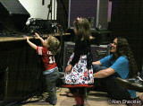 Mark McKinnon's daughter and grandkids