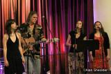 Molly Paul, Mark McKinnon, Beth and Ellen Knight
