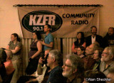 KZFR in the house