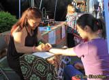 Henna action