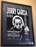 1990 Jerry Garcia Band in Hilo poster