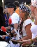 Festival parade - Wolfthump, featuring Shanti Peace